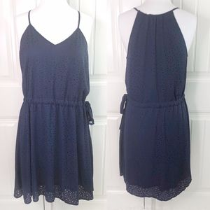 Stitch Fix Collective Concepts Navy Blue Dress